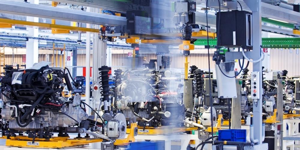 Автоматизация модернизация предприятий