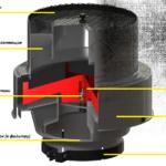 Фильтр предочистки двигателя